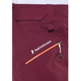 Peak Performance Radical 3L Bukser Damer rød